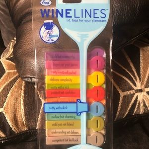 Winelines ID Tags for Stemware